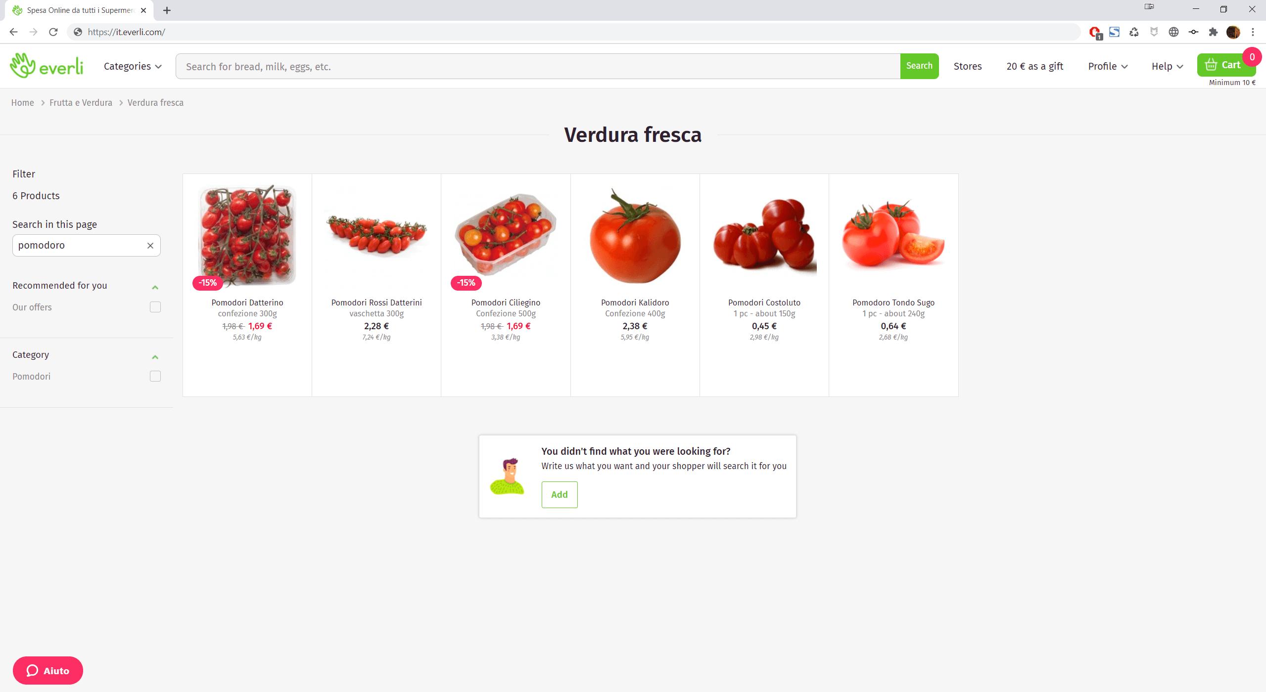 Firebreaks - Quicksearch pomodoro example - context